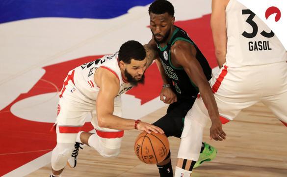 Apuestas Boston Celtics Vs Toronto Raptors de la NBA 2019/20