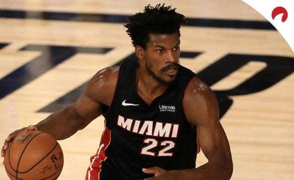 Jimmy Butler Bubble Betting Records and Trends