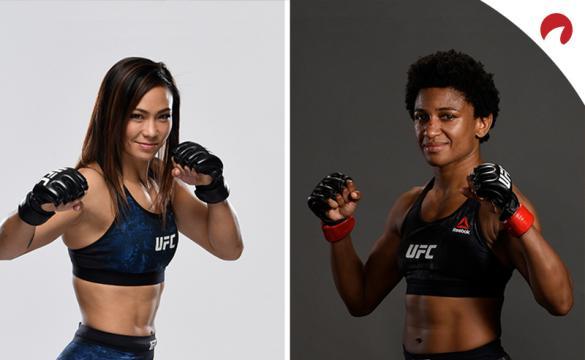 UFC Fight Night: Waterson vs Hill Betting Odds