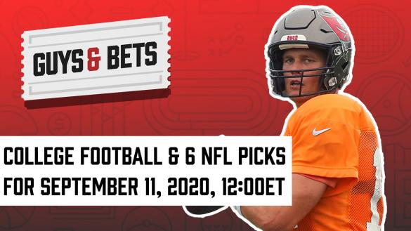 Odds Shark Guys & Bets Joe Osborne Iain MacMillan Andrew Avery NFL College Football Betting Odds Tips Picks Tom Brady