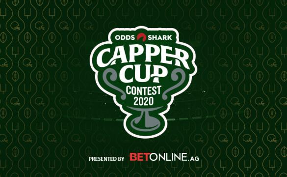 Odds Shark 2020 Capper Cup