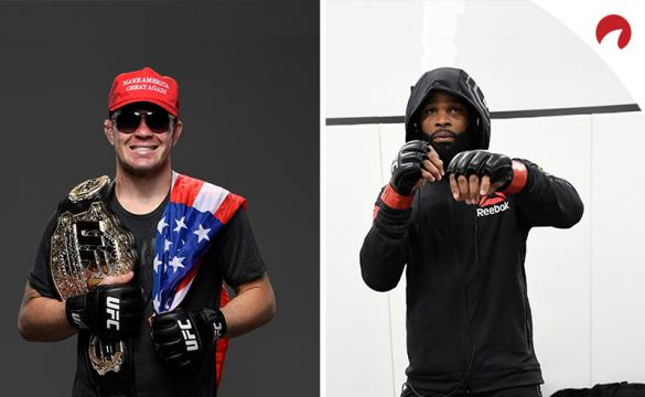 UFC Fight Night: Covington vs Woodley Betting Odds