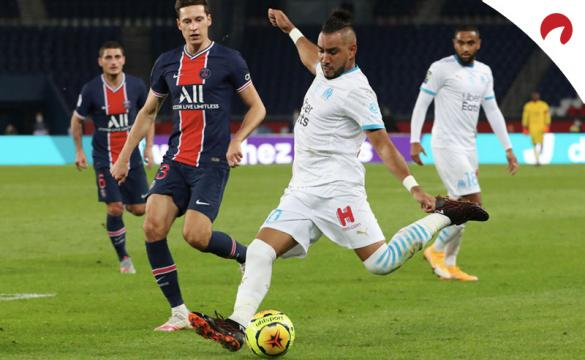 Apuestas para el Marsella Vs Saint-Étienne de la Ligue 1 2020/21