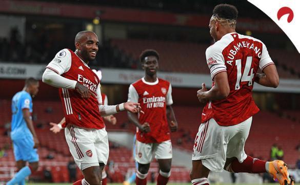 Apuestas para el Leicester City Vs Arsenal de la Carabao Cup 2020/21