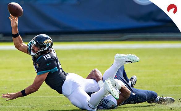 Apuestas Jacksonville Jaguars Vs Miami Dolphins de la NFL 2020