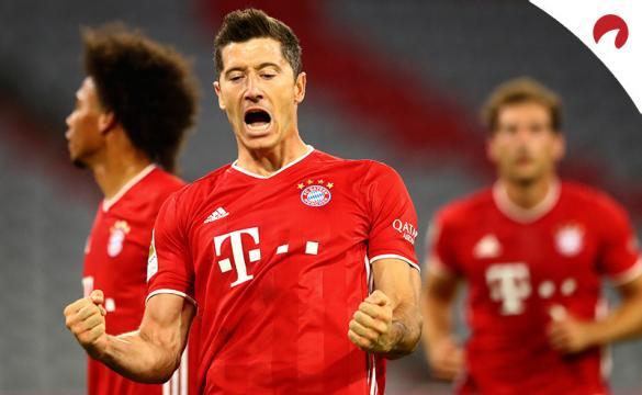 Apuestas Bayern Múnich Vs Sevilla de la Supercopa de Europa 2020