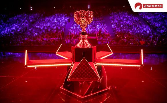 Favoritos por las casas de apuestas para ganar el League of Legends Worlds 2020