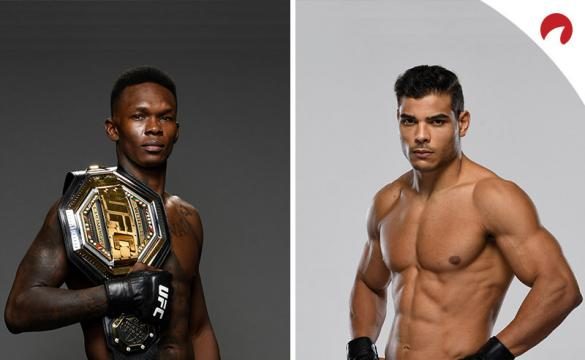 Apuestas UFC 253: Adesanya Vs Costa