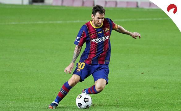 Apuestas para el Barcelona Vs Villarreal de LaLiga 2020/21