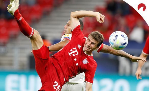 Apuestas para el Hoffenheim Vs Bayern Múnich de la Bundesliga 2020/21