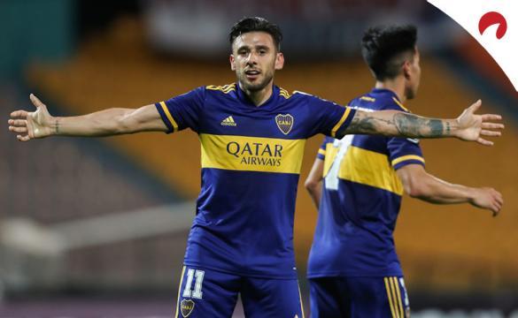 Apuestas Boca Juniors Vs Libertad de la Copa Libertadores 2020