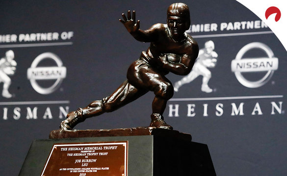Heisman Trophy Betting Odds