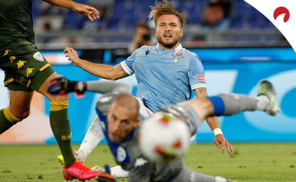 Apuestas para el Lazio Vs Atalanta de la Serie A TIM 2020/21