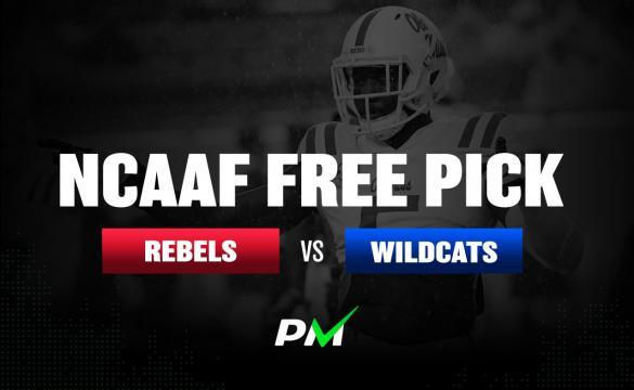 NCAAF Free Pick Ole Miss Rebels vs Kentucky Wildcats