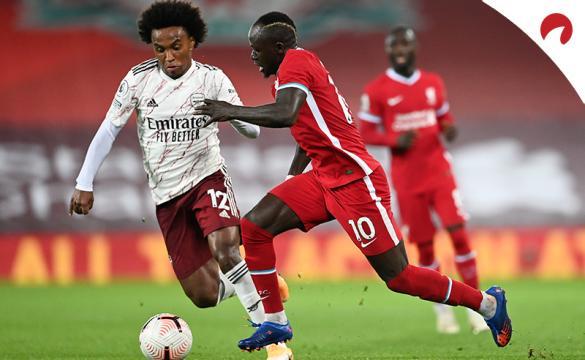 Apuestas para el Liverpool Vs Arsenal de la Carabao Cup 2020/21