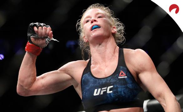 Apuestas UFC Fight Night: Holm Vs Aldana