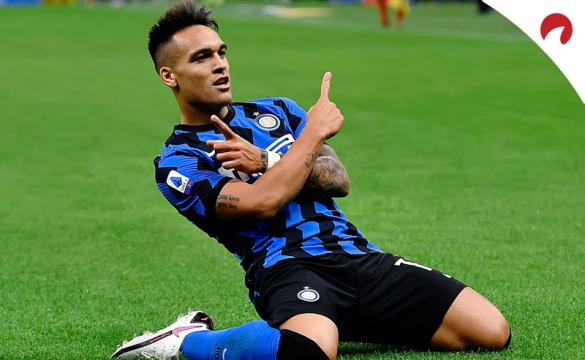 Apuestas para el Lazio Vs Inter de la Serie A TIM 2020/21