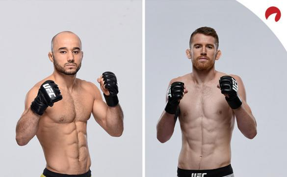 Apuestas UFC Fight Night 179: Moraes Vs Sandhagen