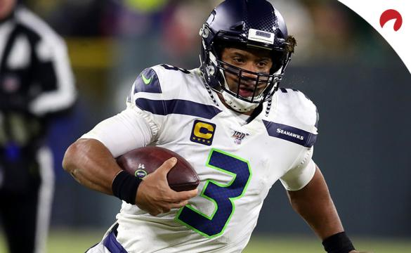 Russell Wilson and the Seattle Seahawks Lead NFC West Division Odds.