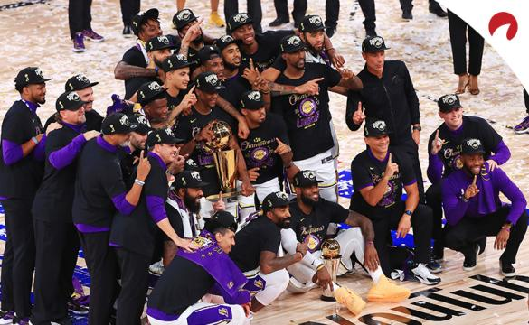 NBA Championship Odds October 12, 2020