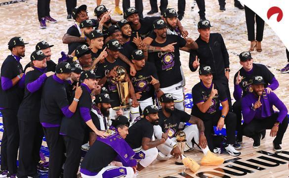 NBA Championship Odds October 12, 2020