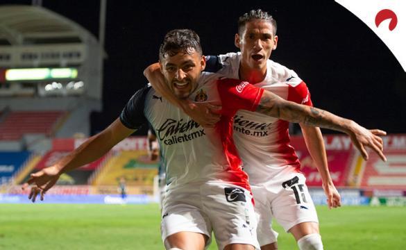 Apuestas Chivas Guadalajara Vs Club Atlas del Guardianes 2020