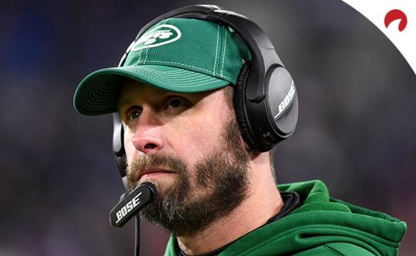 According to the odds, New York Jets head coach Adam Gase has the best odds to be fired next.