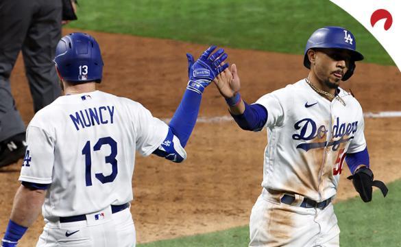 Apuestas Atlanta Braves Vs Los Angeles Dodgers de la MLB 2020