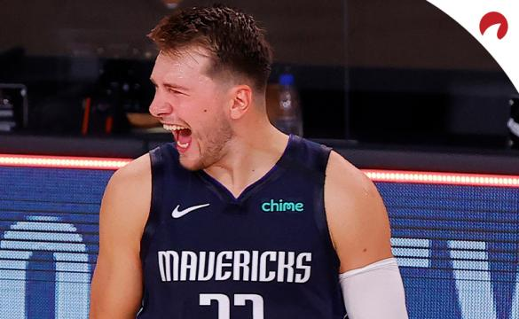Luka Doncic leads the early NBA MVP odds for the 2021 season.