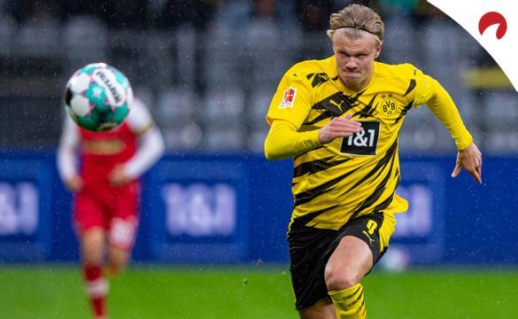 Apuestas para el Hoffenheim Vs Borussia Dortmund de la Bundesliga 2020/21