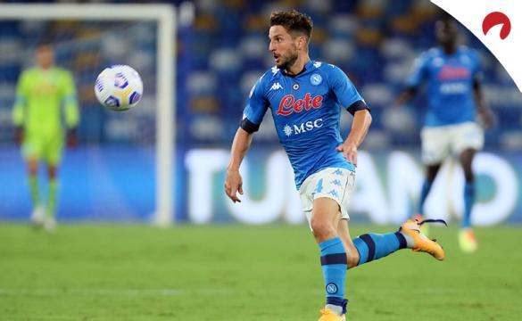 Apuestas para el Napoli Vs Atalanta de la Serie A TIM 2020/21