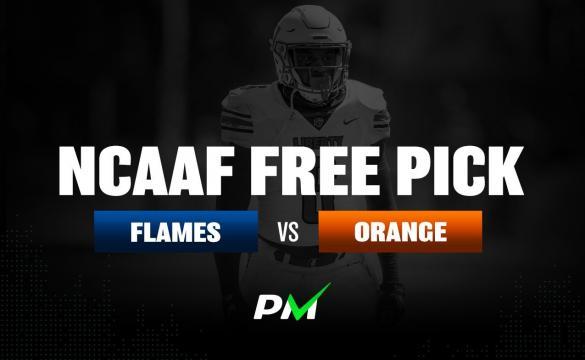 Prediction Machine NCAAF Free Pick: Liberty Flames vs Syracuse Orange