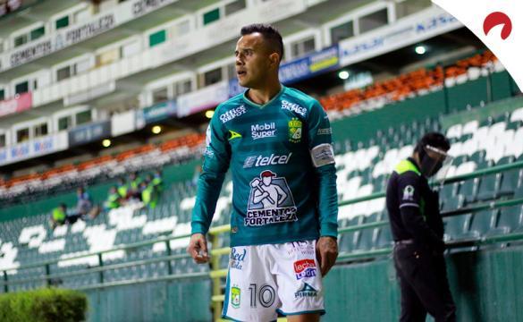 Apuestas Club León Vs Club América del Guardianes 2020