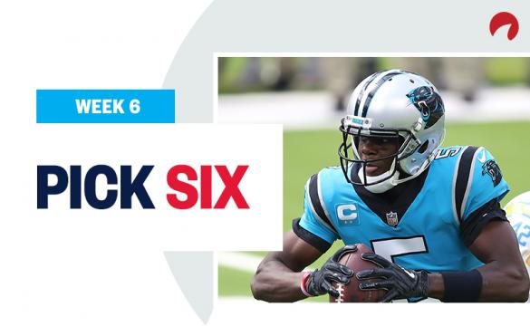 Pick Six Week 6 Expert Picks Teddy Bridgewater
