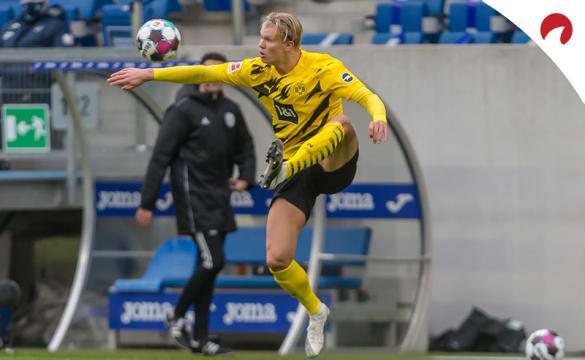 Apuestas para el Lazio Vs Borussia Dortmund de la Champions League 2020/21