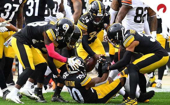 The Steelers have moved into fourth place in the oddsboard for Super Bowl 55 after beating the Browns in Week 6.