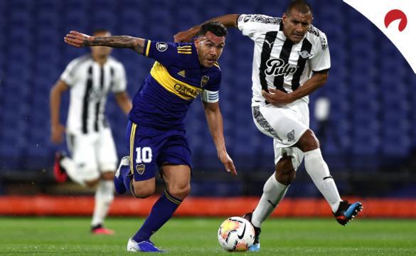 Apuestas Boca Juniors Vs Caracas FC de la Copa Libertadores 2020