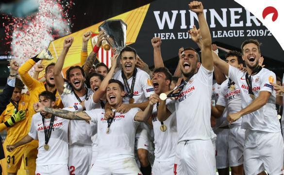 Favoritos por las casas de apuestas para ganar la Europa League 2020-21