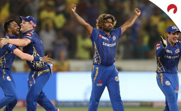 IPL Best Bets October 23 and 24 Mumbai Indians celebrating a victory
