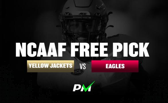 Prediction Machine NCAAF Free Pick: Georgia Tech Yellow Jackets vs Boston College Eagles