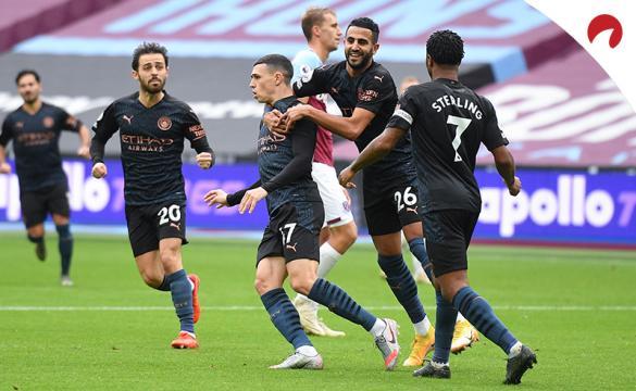 Apuestas para el Marsella Vs Manchester City de la Champions League 2020/21