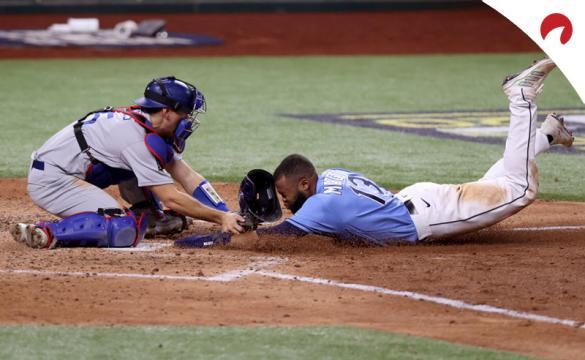 Apuestas para el Juego 6 entre Rays y Dodgers de la MLB 2020