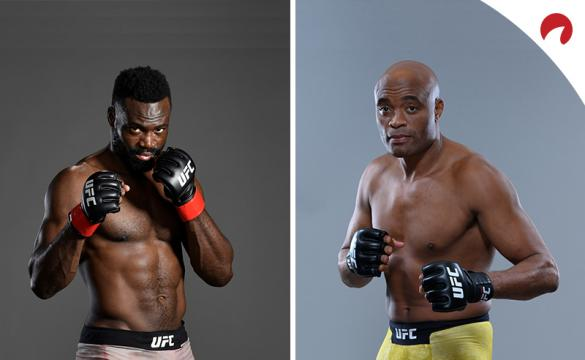 Uriah Hall vs Anderson Silva Odds