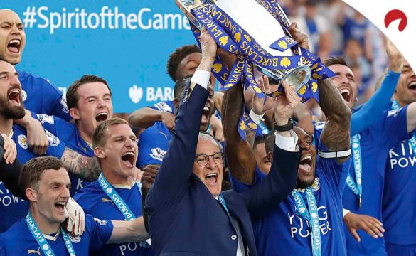 Leicester City's odds to win the English Premier League are here. Can the Foxes stun the betting world again?