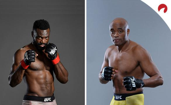 Apuestas UFC Fight Night 181: Hall Vs Silva