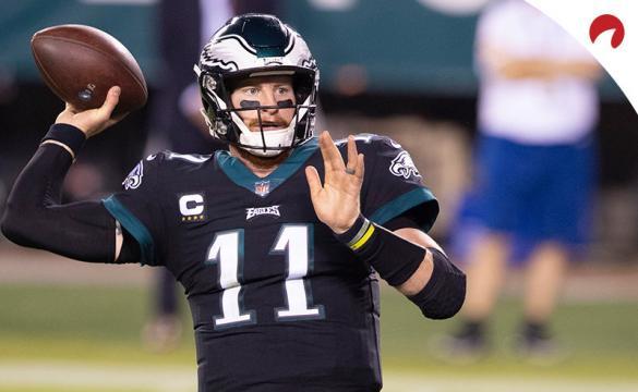 Apuestas Philadelphia Eagles Vs Dallas Cowboys de la NFL 2020