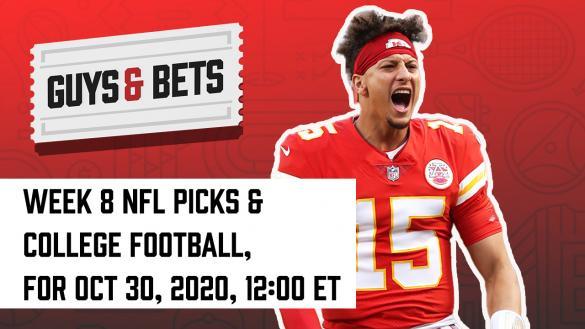 Odds Shark Guys & Bets Joe Osborne Iain MacMillan Andrew Avery James Alberino Spread Investor NFL College Football Betting Odds Tips Picks Predictions Patrick Mahomes