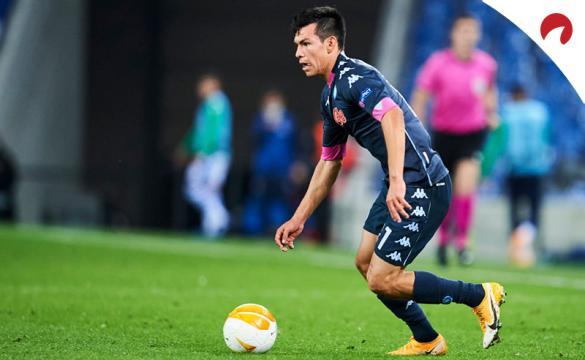Apuestas para el Napoli Vs Sassuolo de la Serie A TIM 2020/21