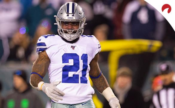 NFL Week 8 SNF Betting Props: Cowboys vs Eagles