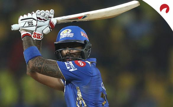 IPL Final: Best Bets Suryakumar Yadav at bat for the Mumbai Indians in Cricket